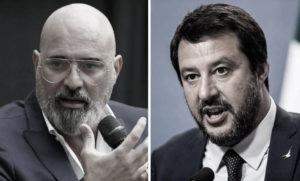 Bonaccini e Salvini