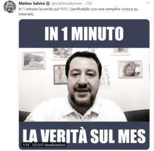 Twitter Salvini