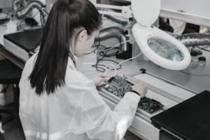 fabbrica microchip