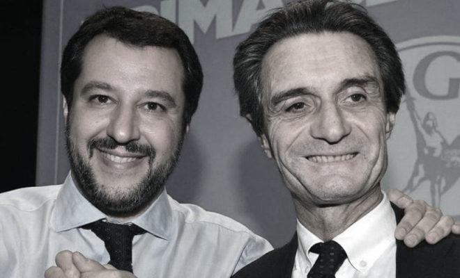 Salvini e Fontana