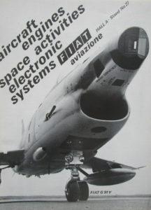 Fiat Aviazione G.91