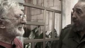 Gino Donè Paro e Fidel Castro