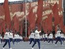 Piazza Rossa 1 maggio 1972