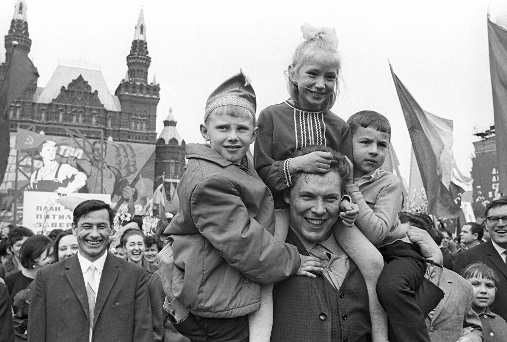 Primo Maggio in URSS