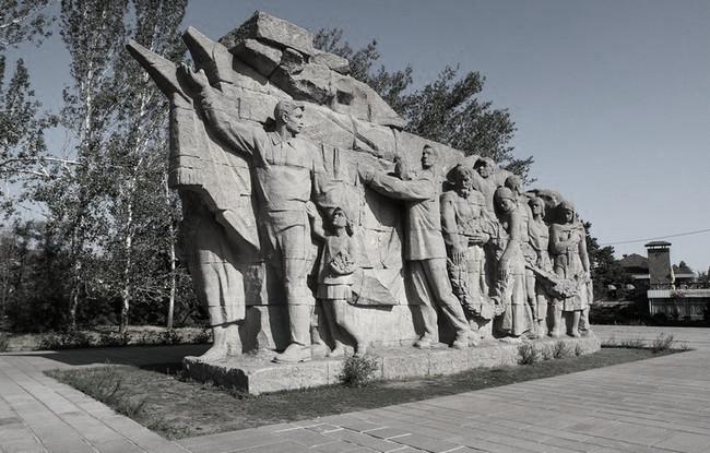 Scultura Mamaev Kurgan
