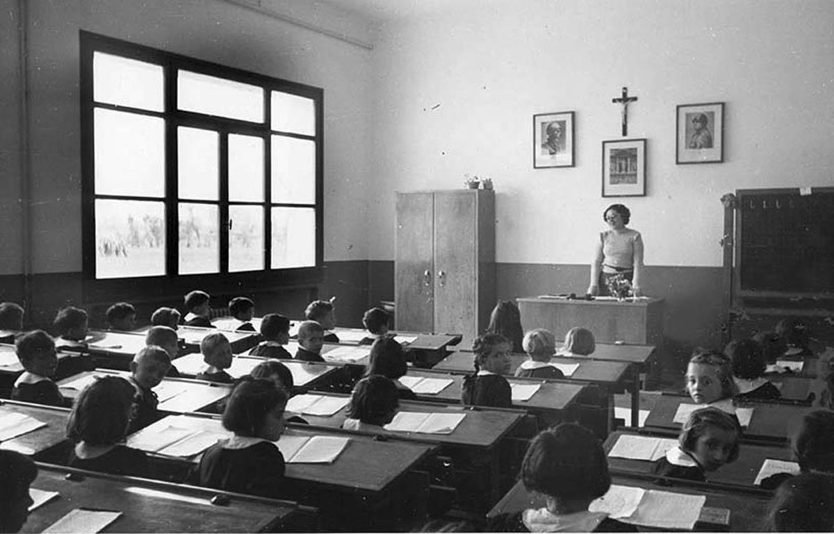 Scuola anni 30