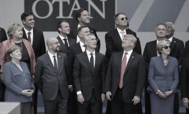 Vertice Nato Bruxelles