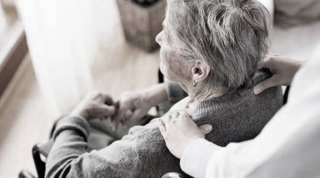 Badanti anziani