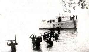 Lo sbarco della Granma