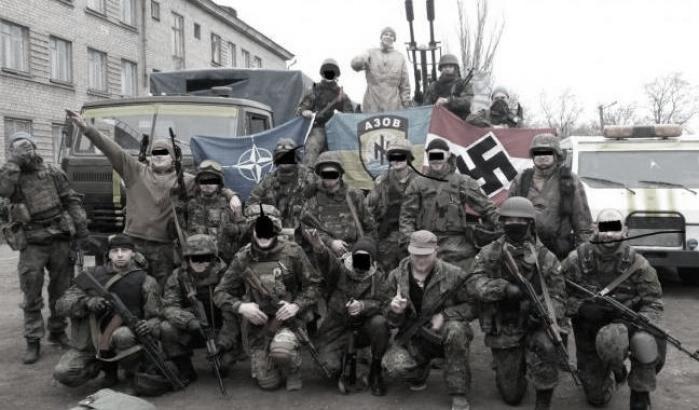 Paramilitari nazisti ucraini