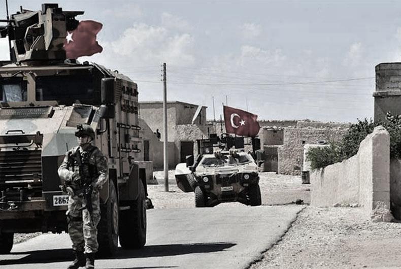 soldati turchi in libia
