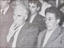 Giuseppe Alberganti e Pietro Secchia