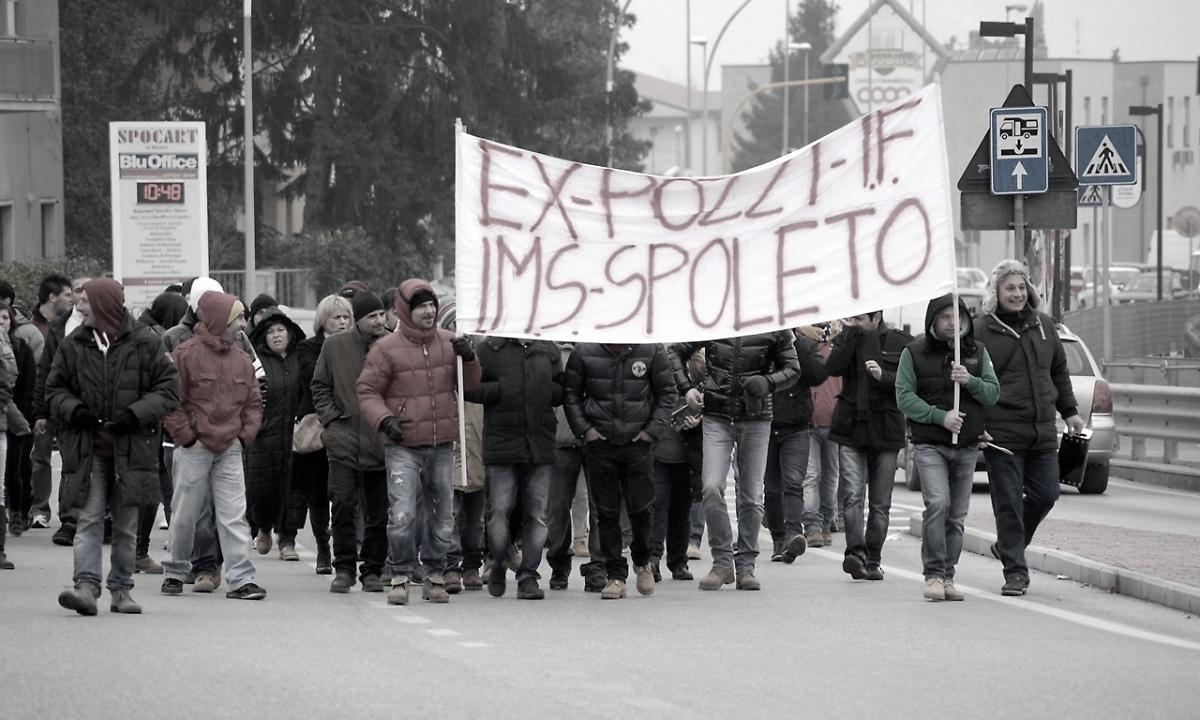 Manifestazione IMS