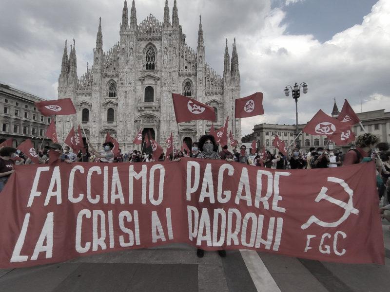 Fronte Unico di Classe 6 giugno Milano