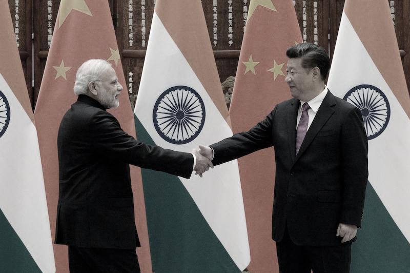 Narendra Modi Xi Jinping