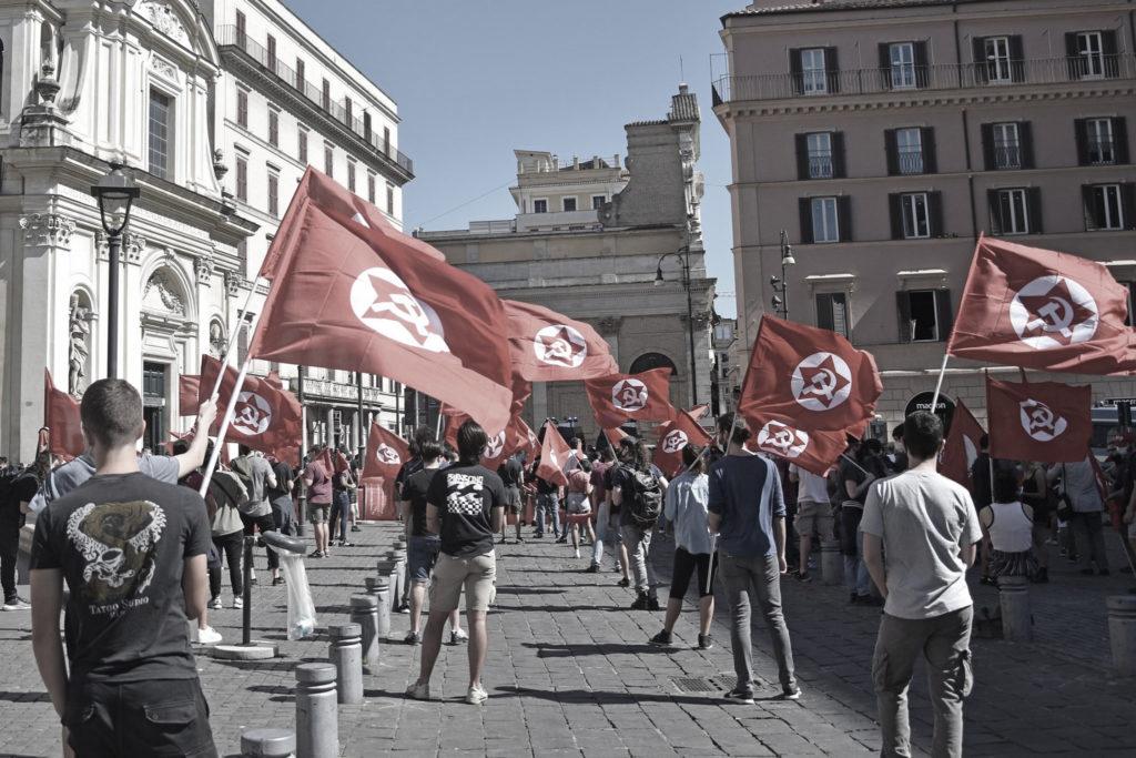 Fronte Unico di Classe 6 giugno Roma