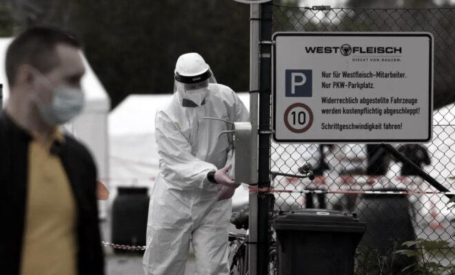 Preoccupanti notizie ci giungono dalla Germania, dove sono state confermate le indiscrezioni di tre giorni fa. Un imponente focolaio di coronavirus è stato individuato nella città di Memmingen, nel Land della Baviera.