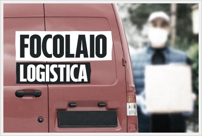 FOCOLAIO LOGISTICA