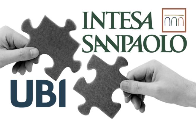 Uno degli avvenimenti più importanti all'interno del capitalismo italiano, nella sua fase più recente, è l'acquisizione di Ubi, la terza banca italiana per capitalizzazione di borsa, da parte della prima banca, Intesa San Paolo.