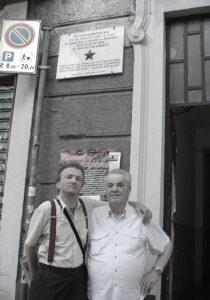 Massimo Recchioni e Paolo Finardi