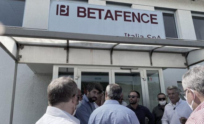 La delocalizzazione della Betafence: pericolo per i lavoratori dell'azienda e dell'indotto di Tortoreto