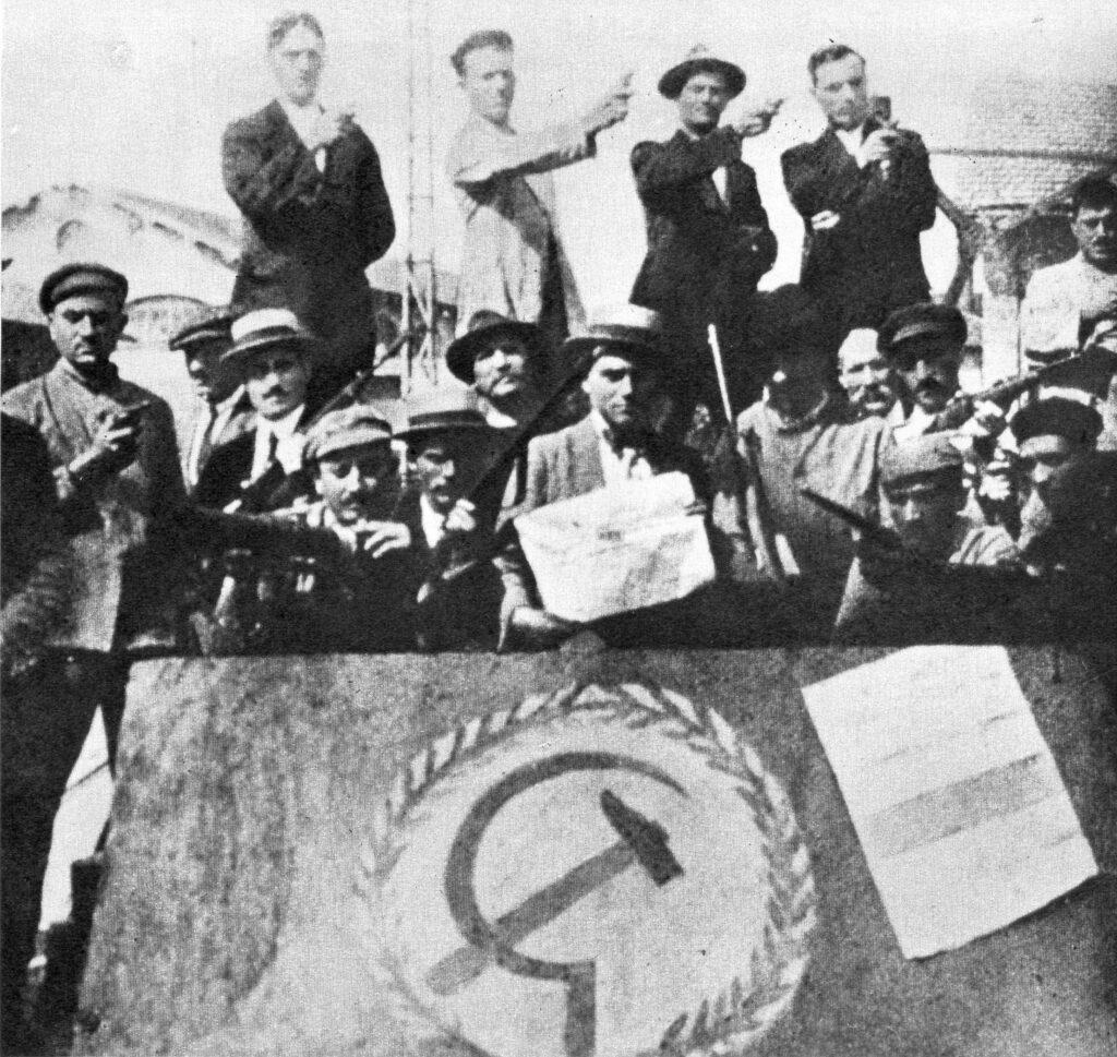 1920 fabbriche occupate