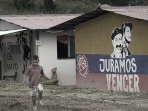 Murales FARC