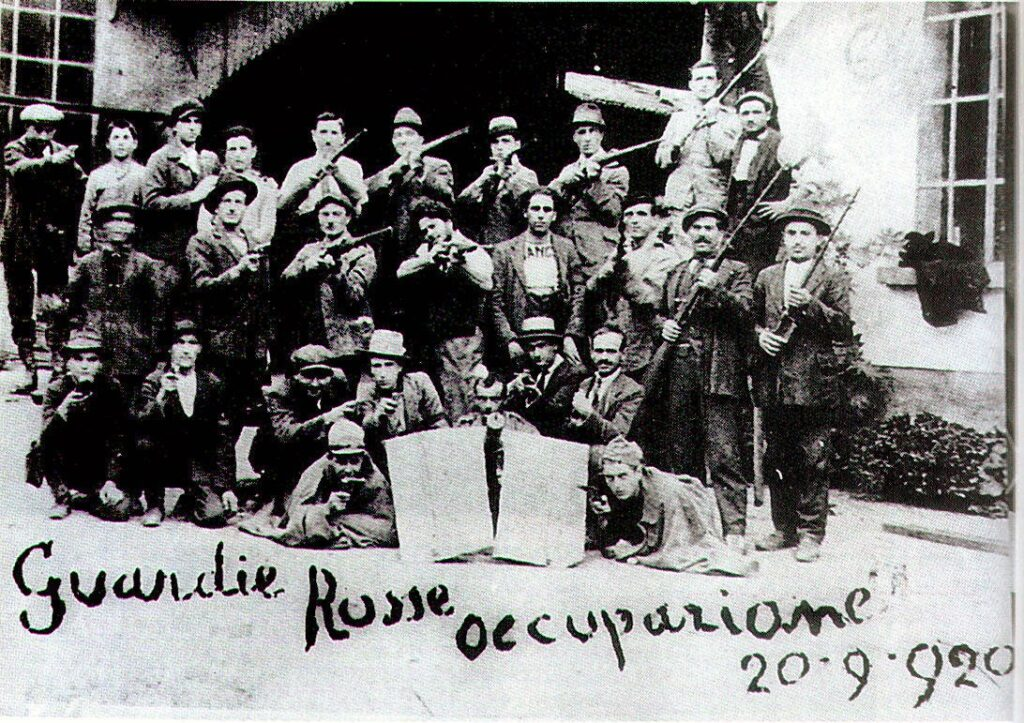 1920 guardie rosse