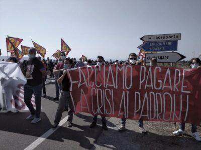 lamezia protesta tirocinanti pubblica amministrazione