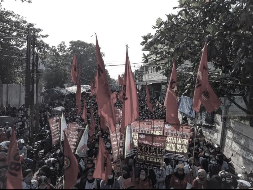 proteste indonesia