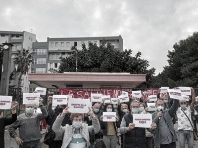 Manifestazione Tropea