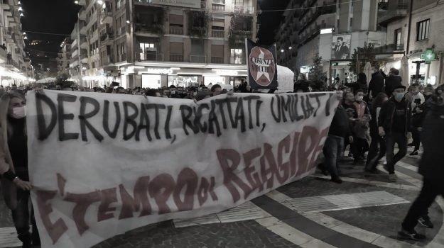 Manifestazione Cosenza