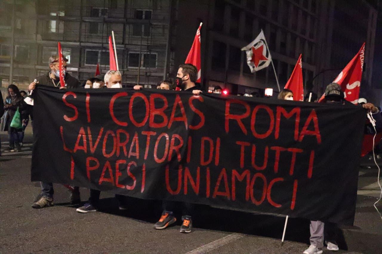 Mobilitazione a Roma