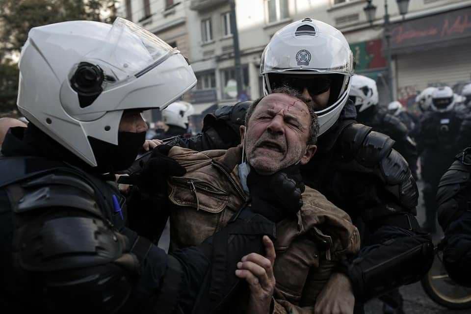 Repressione ai danni dei comunisti greci