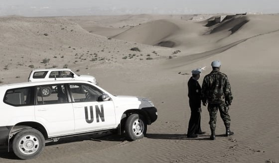 Truppe ONU in Sahara Occidentale accordo israele marocco usa