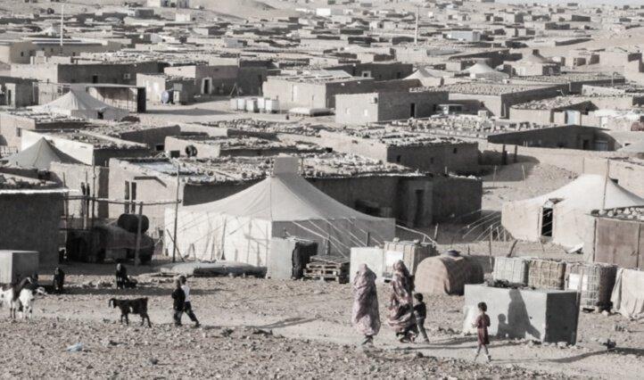Campo profughi Tindouf accordo israele marocco usa
