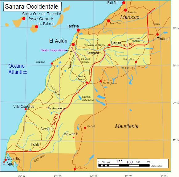 Sahara Occidentale accordo israele marocco usa