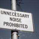 Proibito rumore superfluo