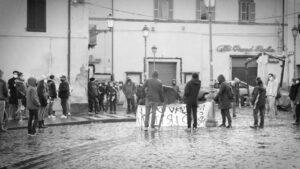 Tekneko_Manifestazione_Piazza_Bracciano
