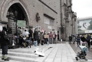 Yoox_manifestazione_Bologna_2020-12-12