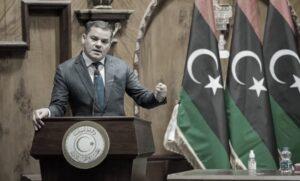 Abdul Hamid Dbeibeh, nuovo premier del governo di unità nazionale libico