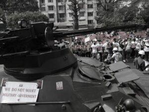PKP-1930 condanna la sanguinosa risposta della giunta militare birmana