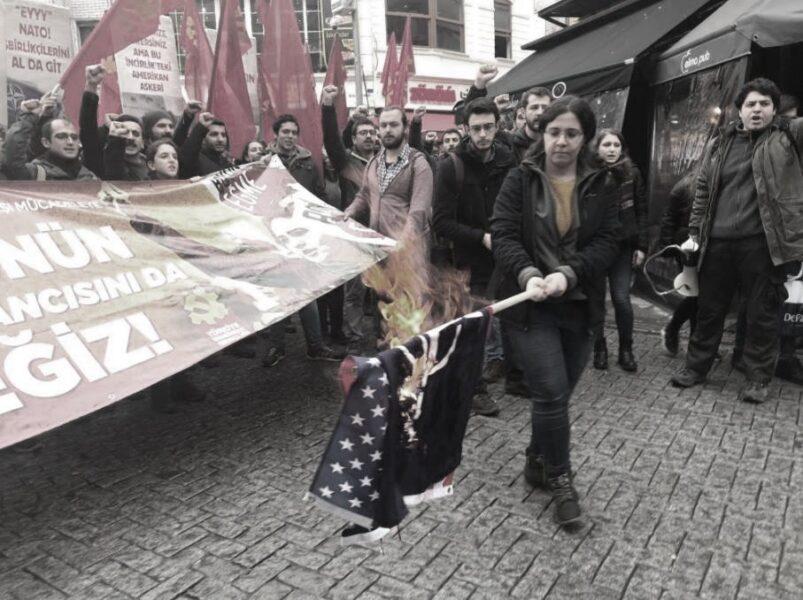 TKP Turchia - No all_aggressione NATO