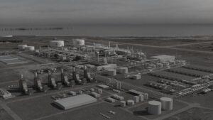 Campi di Mamba, impianti progetto Rovuma LNG