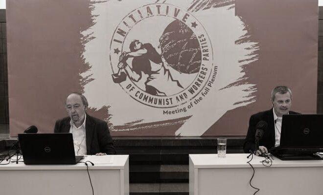 Conferenza su Lenin introduzione KKE