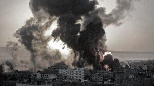 I Partiti Comunisti e Operai condannano lo spargimento di sangue l'occupazione da parte di Israele