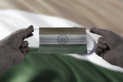 Maschera_bandiera_India