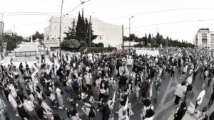 16 giugno 2021 Un nuovo sciopero generale in Grecia