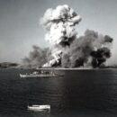Distruzione del porto di Hungnam_1950_Guerra di Corea