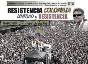 FARC-EP Resistenza Colombia
